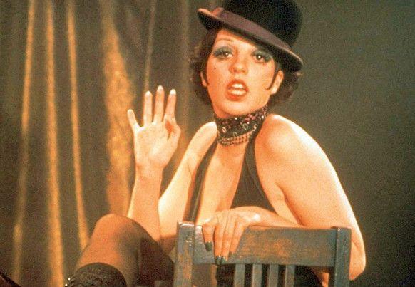Küss mich, bitte küss mich! Liza Minnelli als Sally Bowles
