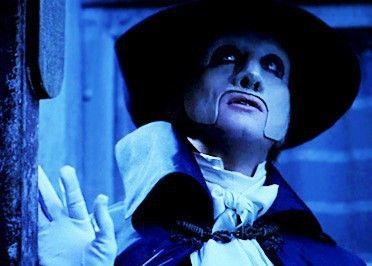 Wo ist mein geliebtes Mädchen? Charles Dance als Phantom der Oper