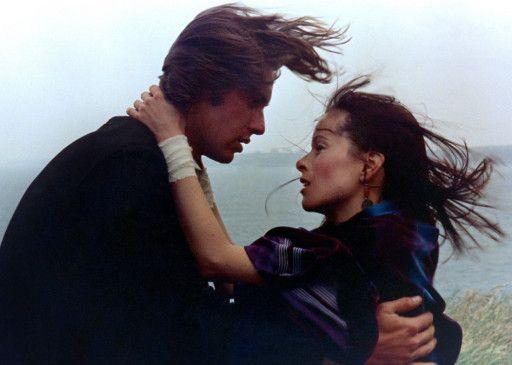 Morag (Geraldine Chaplin) fühlt sich zu Jacob (Humbert Balsan) hingezogen