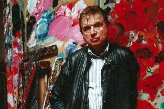 Der Künstler vor seinem Werk: Francis Bacon