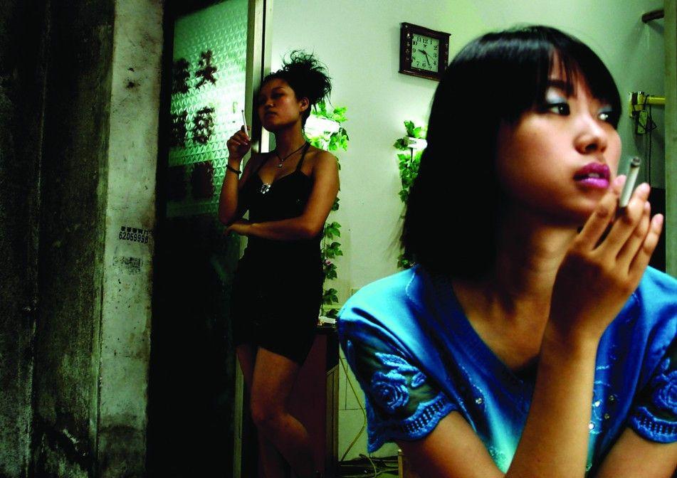Gelangweilt vom Leben: Huang Lu