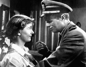 Nimm doch bitte eine Pille gegen die Lungenpest! -  Richard Widmark und Barbara Bel Geddes