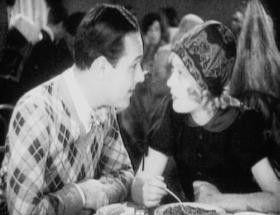 Ich will dir doch nur helfen! William Haines und  Marion Davies