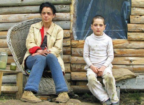 Nimmt sich kaum Zeit für ihren Sohn: Dolores Fonzi und Joaquin Aguila