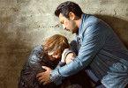 Polizist und Schützling: Mehmet Kurtulus und Michelle Barthel