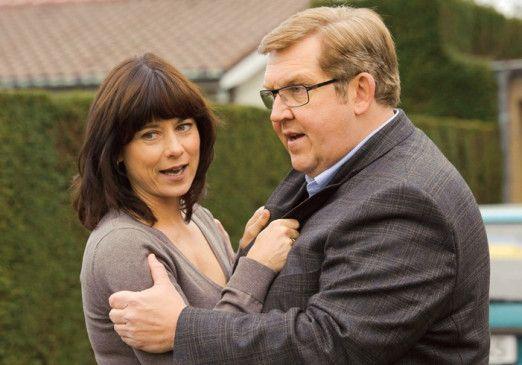 Hass oder Liebe? Inka Friedrich und Dietmar Bär
