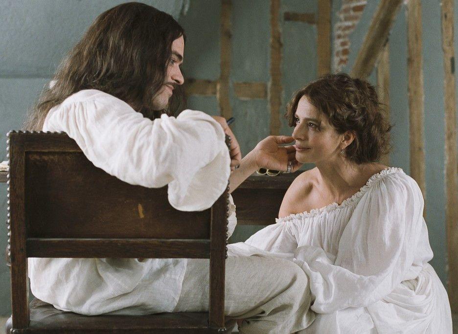 Molière (Roman Duris) und Jordains Ehefrau Elmire (Laura Morante)