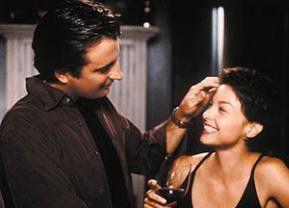 Prost, schöne Frau! Andy Garcia und Ashley Judd