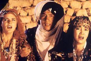 Nun hört mal auf zu quengeln, Mädels! Jackie Chan  nebst Anhang auf Goldsuche