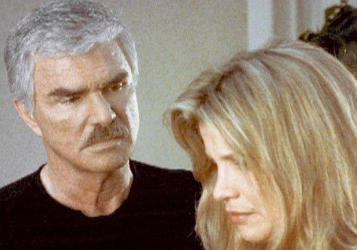 Die wär' doch mal was für mich! Burt Reynolds mit Gigi Rice