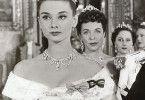 Wartet auf ihren Liebsten! Audrey Hepburn als Prinzessin Anne