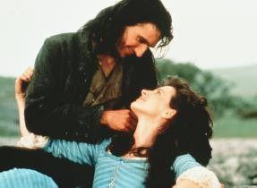 Ach, welch liebliches Gesicht! Ralph Fiennes und  Juliette Binoche