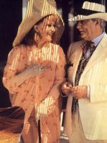 Lass uns Reiche ausnehmen! Jeanne Moreau<br> und  Michel Serrault