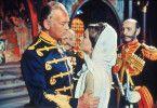 Die Liebe des Lebens: Zar Alexander II. (Curd Jürgens) und Katja (Romy Schneider)