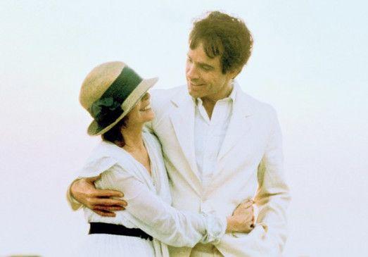 Ein glückliches Paar: John Reed (Warren Beatty) und Louise Bryant (Diane Keaton)
