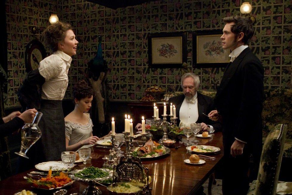 Leidet auch Maggie Gyllenhaal (l.) an Hysterie?