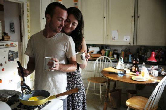 Selten heile Welt: Mary Elizabeth Winstead und Aaron Paul