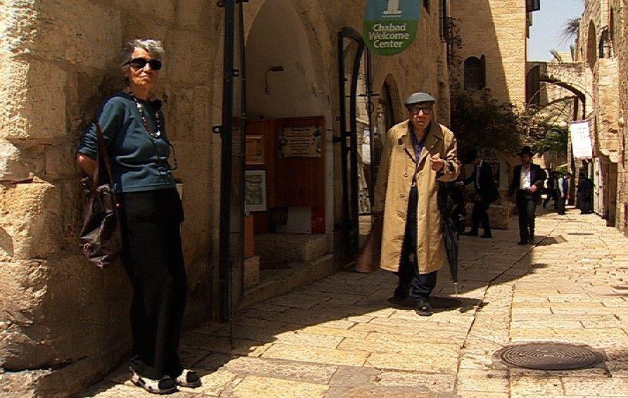 Ruth Klüger fühlt sich in Israel Zuhause
