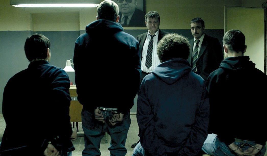 Stash und seine Gang sind verhaftet worden ...