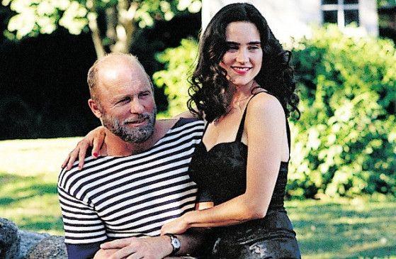 Pollock (Ed Harris) vergnügt sich mit der jungen  Ruth (Jennifer Connelly)