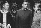 Ich bin jetzt Fussinspektor: Ingrid Bergman mit Curd Jürgens (M.) und Robert Donat