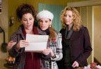 Und noch ein Brief! Gina Gershon, Hilary Swank, Lisa Kudrov (v.l.)