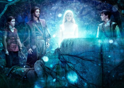 Sie erleben Abenteuer in einer magischen Welt