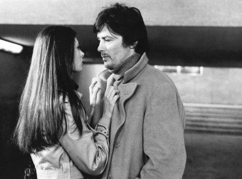 Daniele (Alain Delon) und Vanina (Sonia Petrova) haben sich verliebt