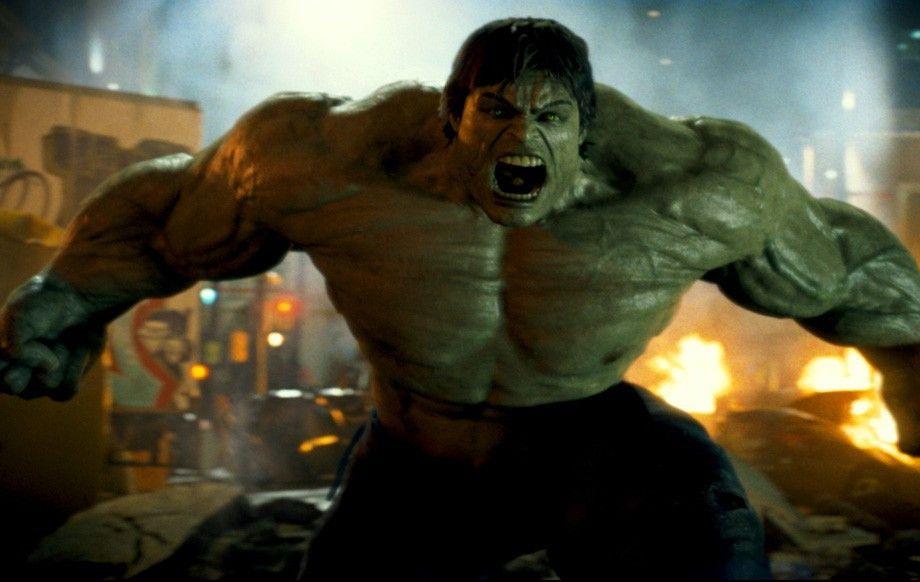 Unglaublich grün: Hulk