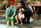 Machen auf Familie: Amanda Peet, John Cusack und Bobby Coleman