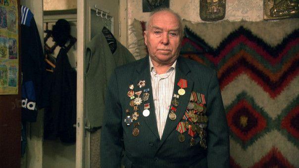 Vadim Pavlovich mit seinen zahlreichen Auszeichnungen