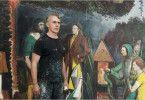 Neo Rauch gilt als einer der wichtigsten deutschen Maler der Gegenwart.