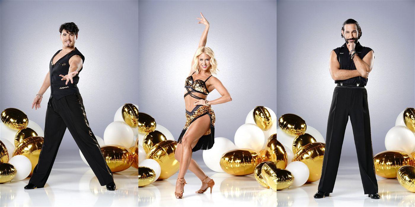 """Ohne die Profis würden die Kandidaten bei """"Let's Dance"""" wohl keine so gute Figur machen. Wir zeigen, welche professionellen Tänzerinnen und Tänzer an der elften Staffel der RTL-Show teilnehmen."""