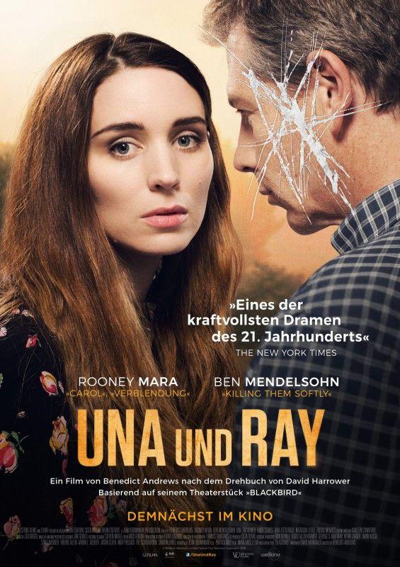"""Die Ketten der Vergangenheit fesseln Una (Rooney Mara) und Ray (Ben Mendelsohn) in """"Una und Ray"""" aneinander: Die beiden hatten eine Affäre, als sie erst 13 Jahre alt war."""