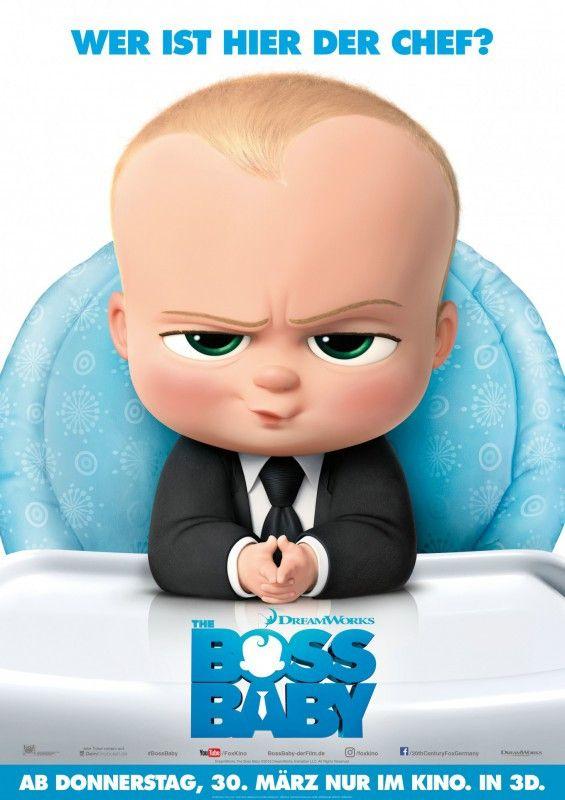 """Lassen sich 40 urkomische Buchseiten in rund 90 urkomische Minuten Animationsfilm verwandeln? """"The Boss Baby"""" versucht es."""