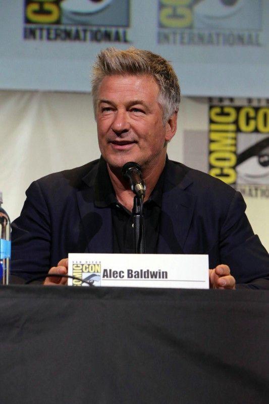 Alec Baldwin spricht das Boss Baby im Original.