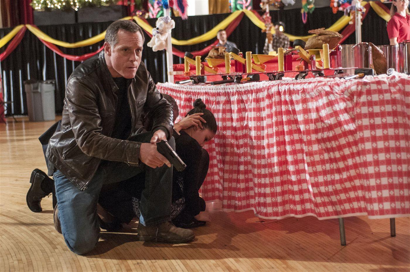 """Hank Voight (Jason Beghe) in """"Chicago P.D.""""."""