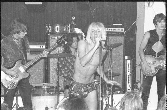 Iggy Pop und The Stooges