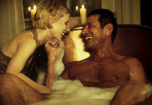 John (Jeff Goldblum) und Lucy Brown (Anne Heche) kommen sich langsam näher