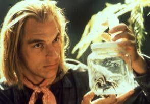 Ach, wie süß sind meine Achtbeiner: Julian Sands als Spinnenforscher