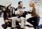 Sind wir etwa die heiligen drei Könige? Pedro Armendariz, John Wayne, Harry Carey jr. (v.l.)