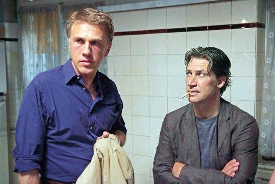 Immer noch keine Spur! Tobias Moretti (l.) und Christoph Waltz als Ermittler