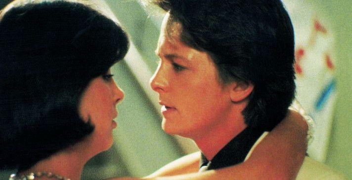 Endlich werde ich wahrgenommen: Michael J. Fox mit Susan Ursitti