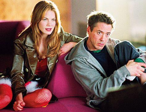 Wir haben eine Rolle für dich! Robert Downey jr. mit Michelle  Monaghan
