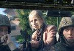 Endlich gerettet! Susanne Bormann als Mirjana