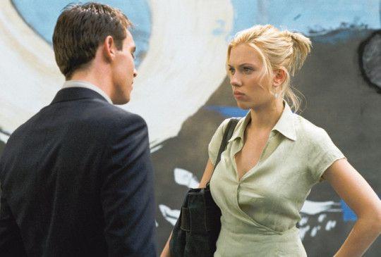 Objekt der Begierde: Scarlett Johansson.