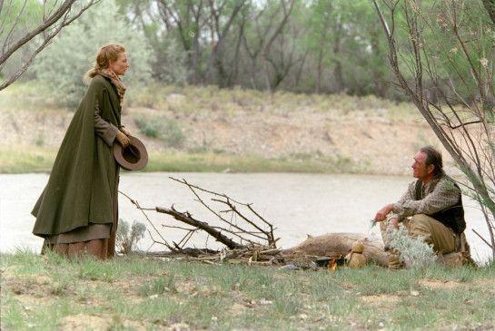 Schwierige Annäherung: Maggie Gilkeson (Cate Blanchett) und ihr Vater Samuel Jones (Tommy Lee Jones)