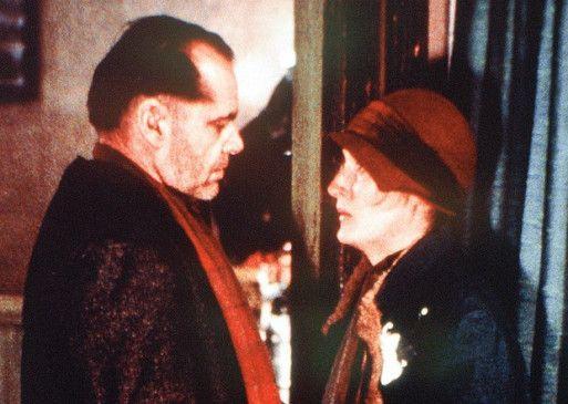 Trinken wir noch einen? Jack Nicholson und Meryl Streep