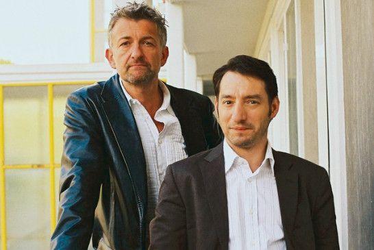 Gucken ein wenig dumm aus der Wäsche! Das Berliner Ermittler-Duo Dominic Raacke (l.) und Boris Aljinovic