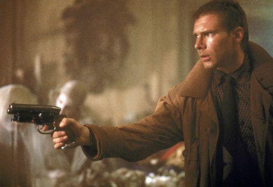 Harrison Ford jagt als Blade Runner Androiden